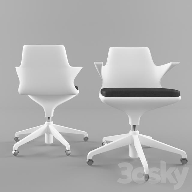 Superbe Kartell Spoon Chair