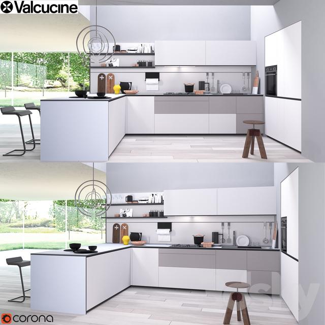 3d Models Kitchen Valcucine Kitchen Forma Mentis
