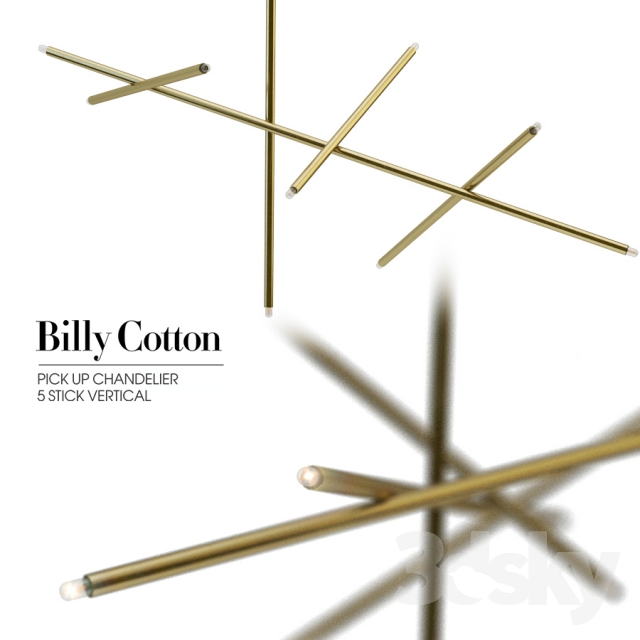 3d models ceiling light billy cotton pick up 5 stick billy cotton pick up 5 stick aloadofball Gallery