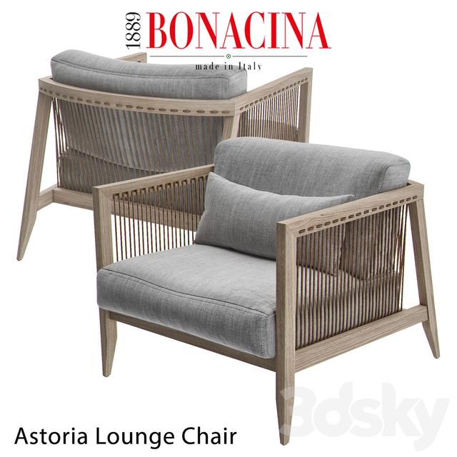 Bonacina Astoria Lounge Chair