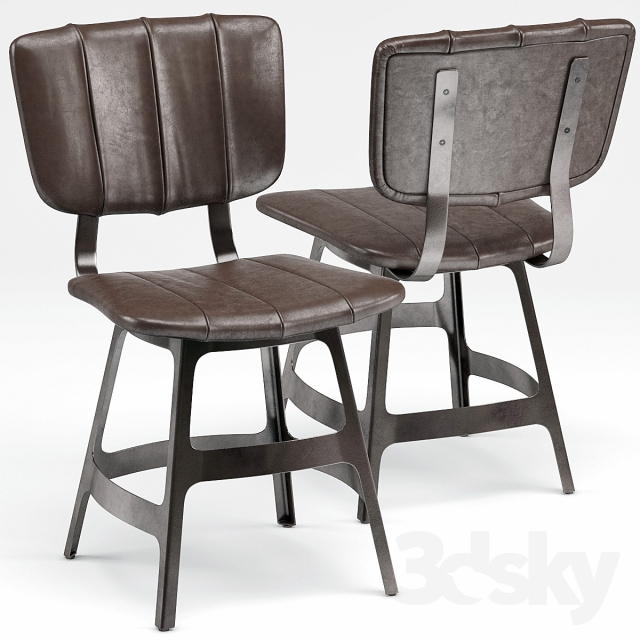 3d models Chair Robertson Espresso Brown Leather Dining  : 1208638596684be55be5 from 3dsky.org size 640 x 640 jpeg 226kB