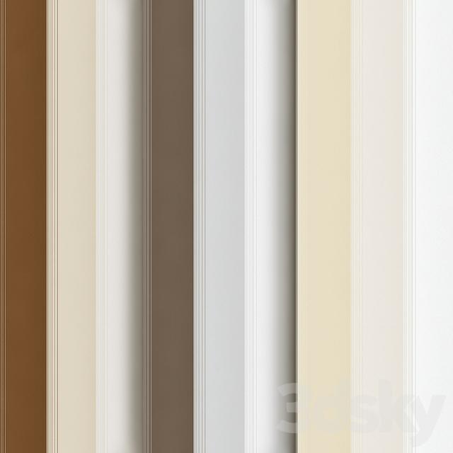 Textures of wallpaper