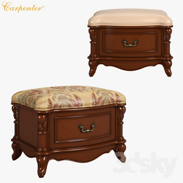 230_1_Carpenter_Casual_chair_foot_stool_with_one_drawer_680x480x469