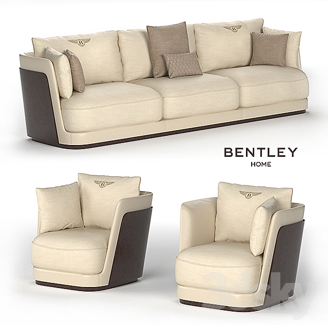 Richmond Sofa & Armchair Bentley Home