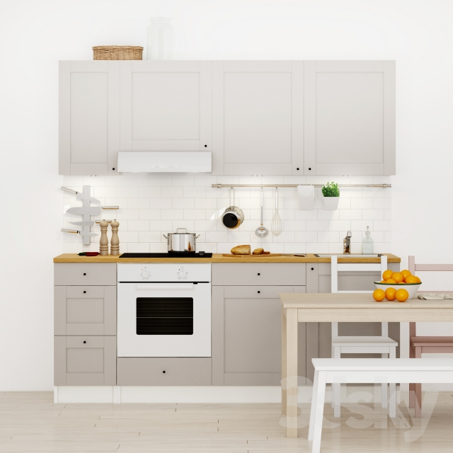 Knoxhult Ikea Kitchen