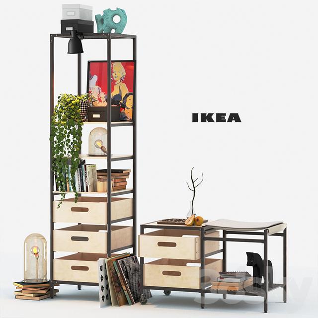 3d Models Other Veber 214 D Ikea