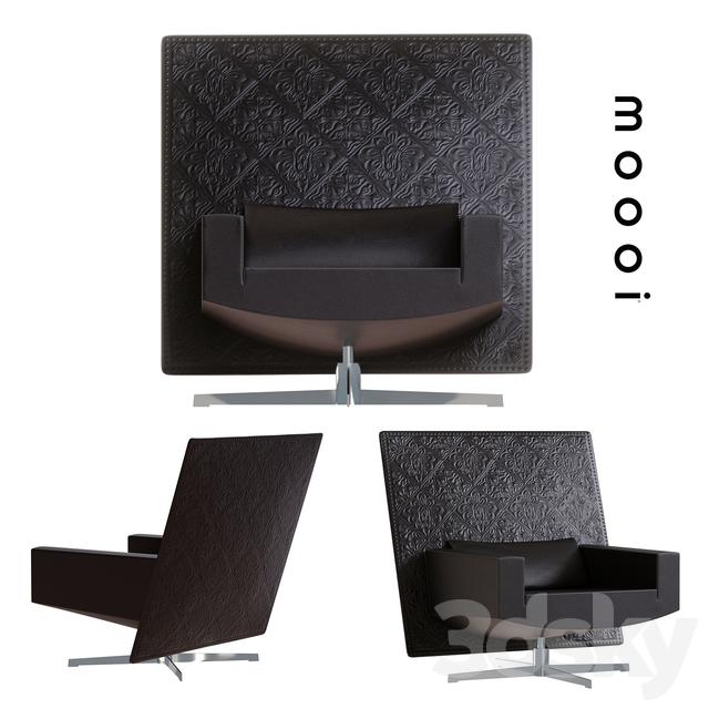 3d models arm chair moooi jackson chair