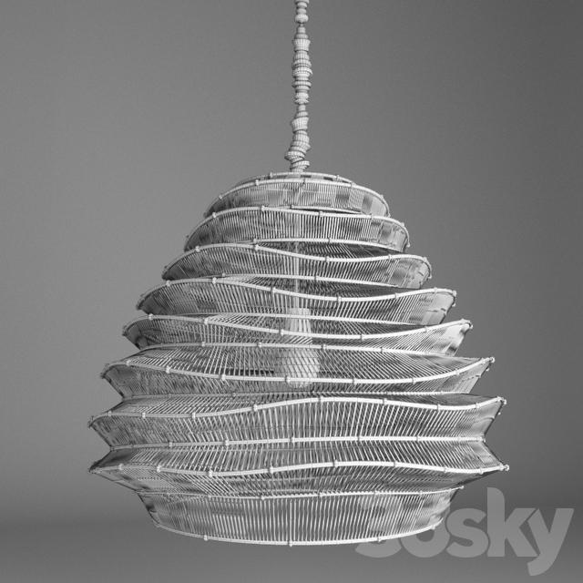 3d models ceiling light roost bamboo cloud chandelier aloadofball Images