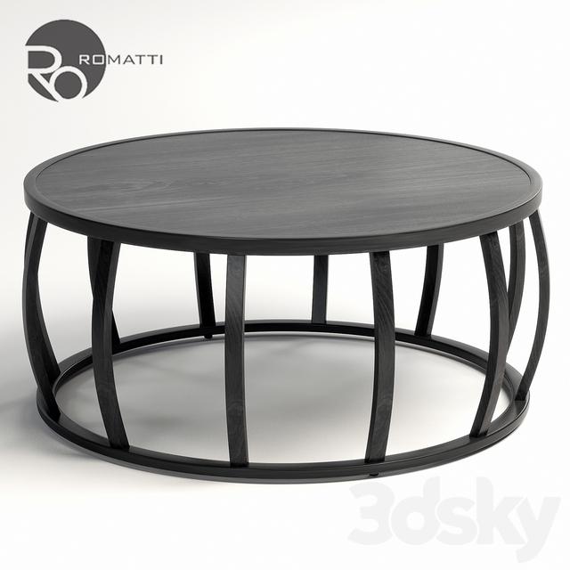 Coffee table Romatti Small