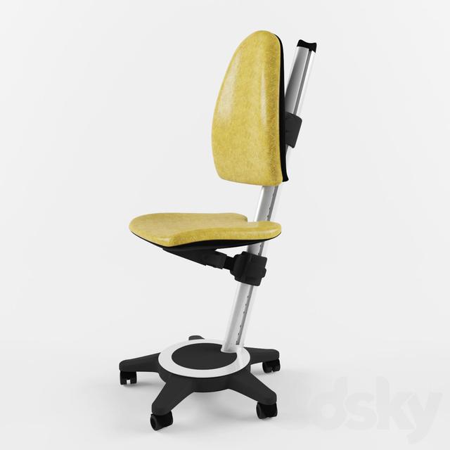 3d Models: Arm Chair   Baby Armchair Maximo 15 Moll
