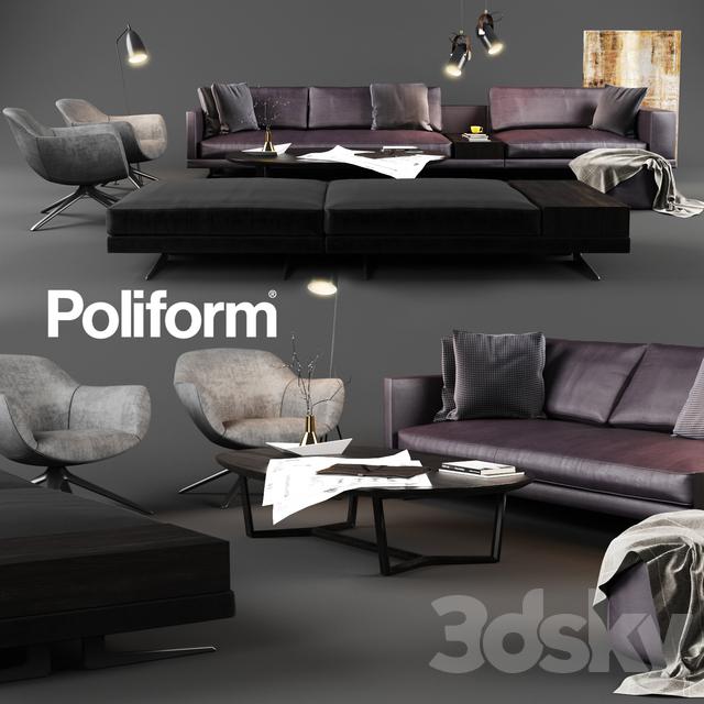 Poliform Set 04
