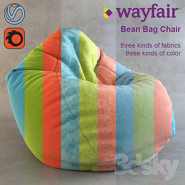Exceptionnel Bean Bag Chair Wayfair