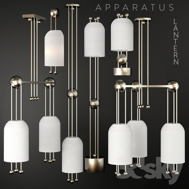 Apparatus Lantern