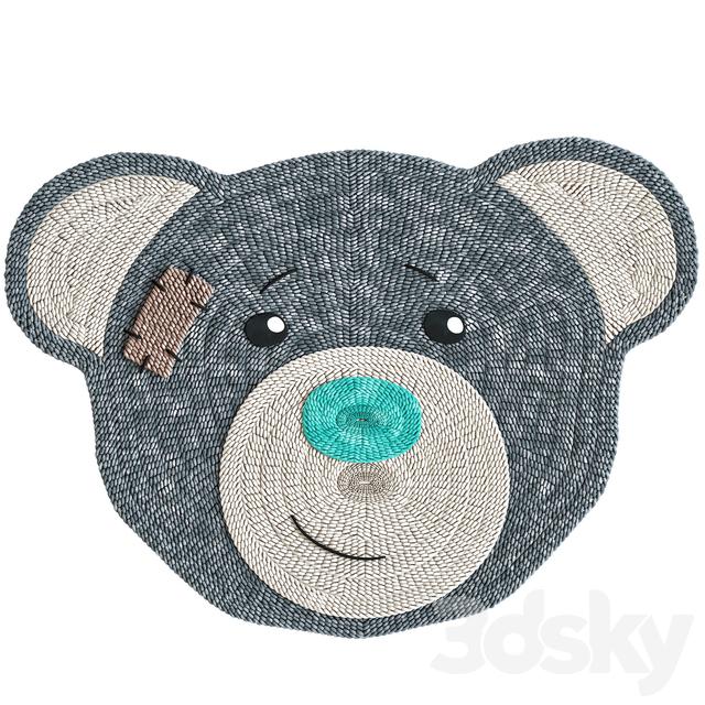 Bear carpet