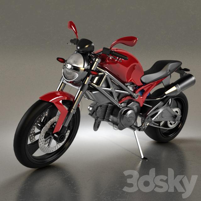 Motorcycle Suzuki