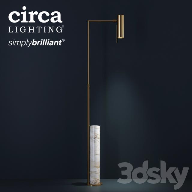 Alma Floor Lamp By Circa Lighting