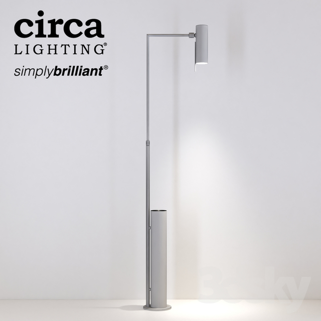 Models Floor Lamp Alma By Circa Lighting