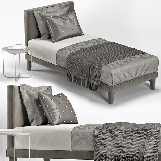 SINGLE BED 06