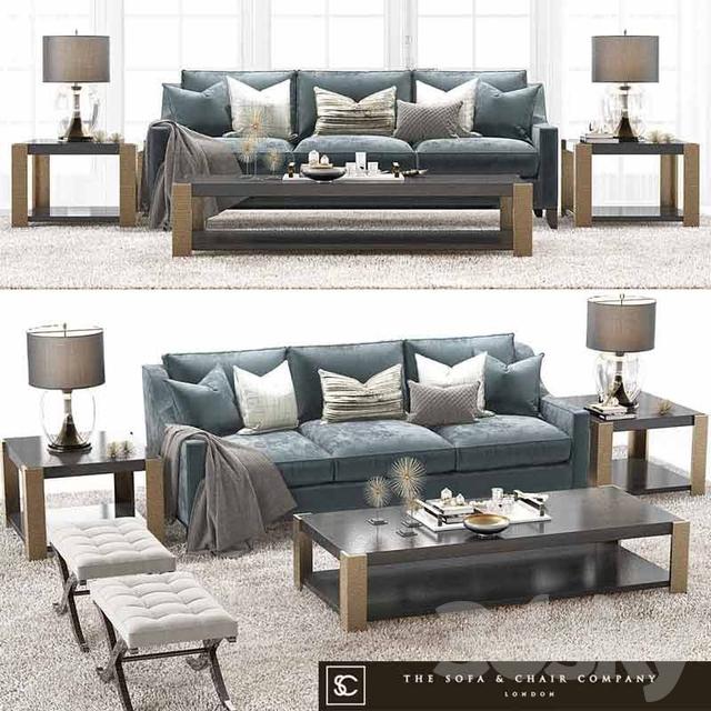 The Sofa Chair Company Set 06