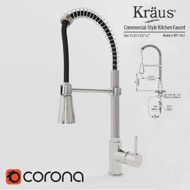 Kitchen faucet KPF-1612