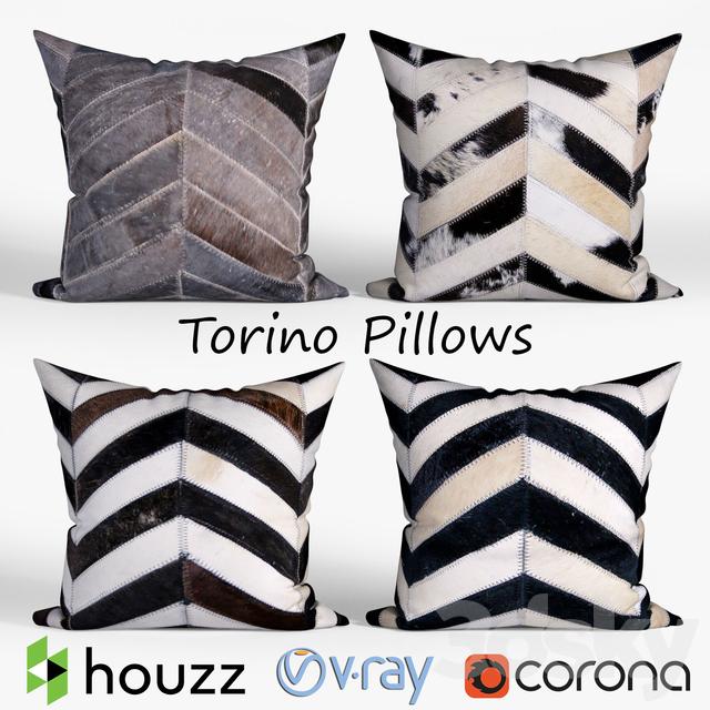 Decorative pillows Houzz_Torino set 050