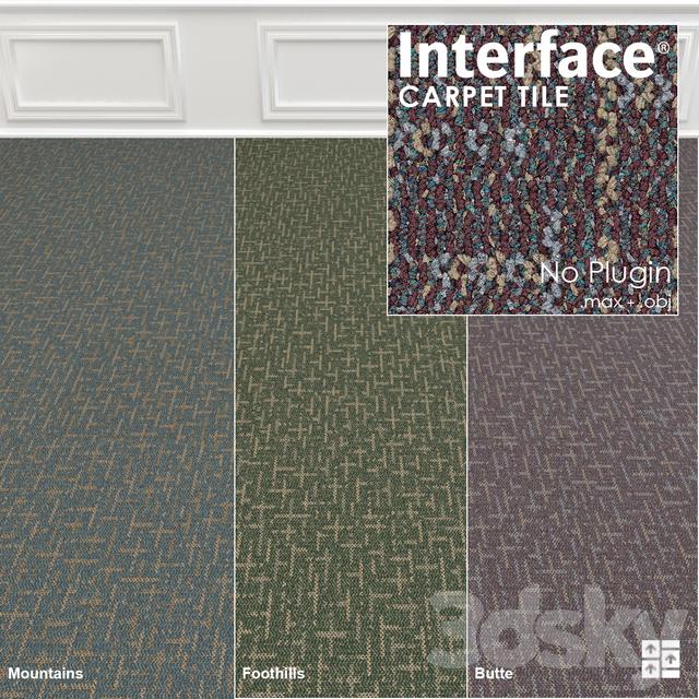 Interface Carpet Wind II Texture No: 4