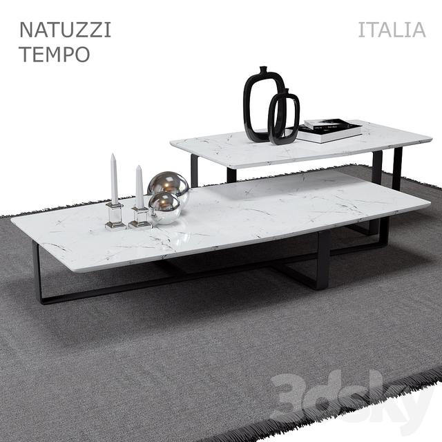 Coffee Tables Natuzzi Tempo V Ray