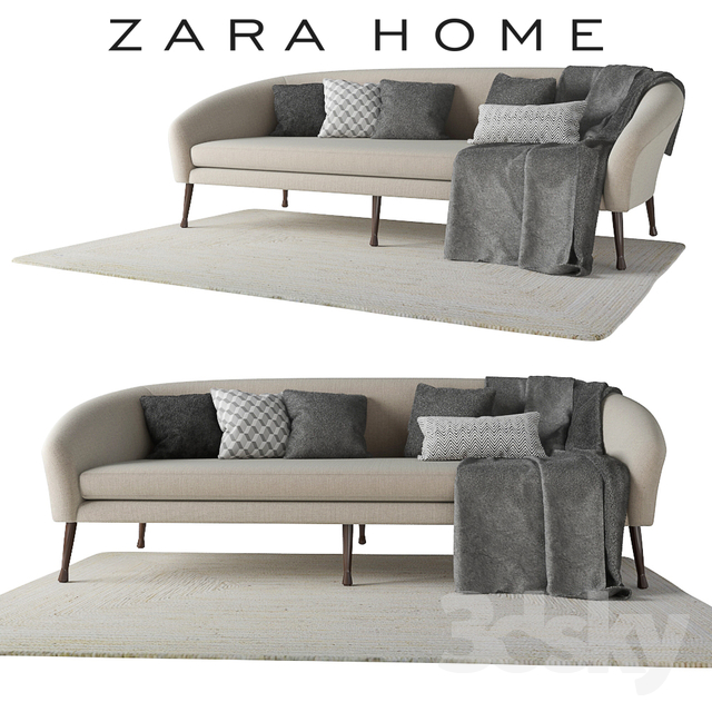 Zara Home / Winter Set
