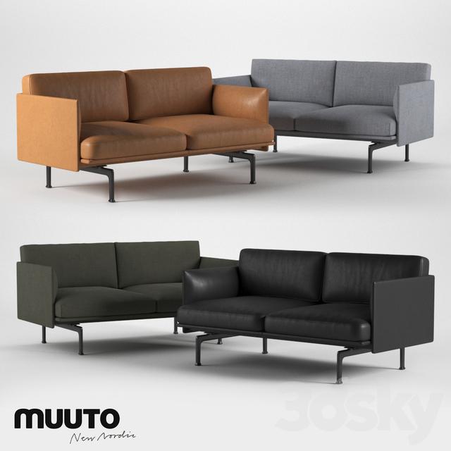 Muuto Outline Sofa Dimensions Catosfera Net