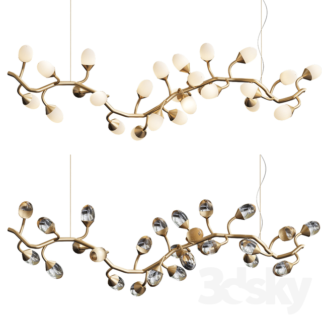 kitchen prosperity the symbolic lotus and on pin company based of beauty currey room chandelier presents grand chandeliers