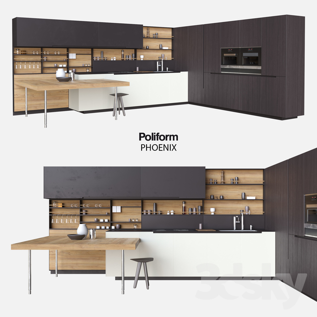 POLIFORM VARENNA KITCHEN PHOENIX