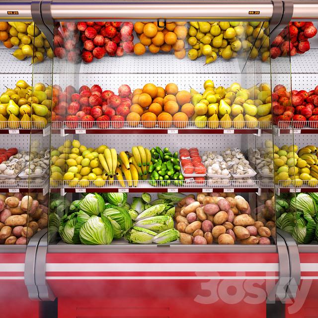 Refrigerated showcase Fortune_3