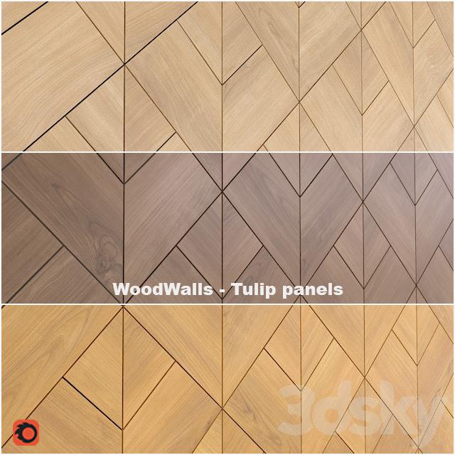 WoodWalls - Tulip