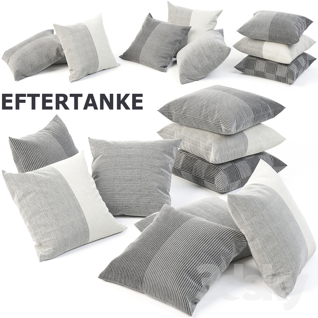 IKEA EFTERTANKE SET