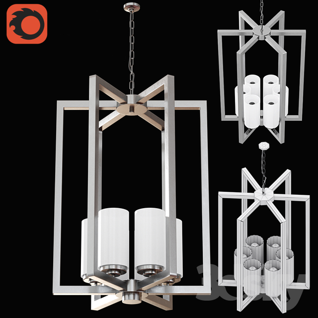 Jeremiah - Craftmade Chandelier