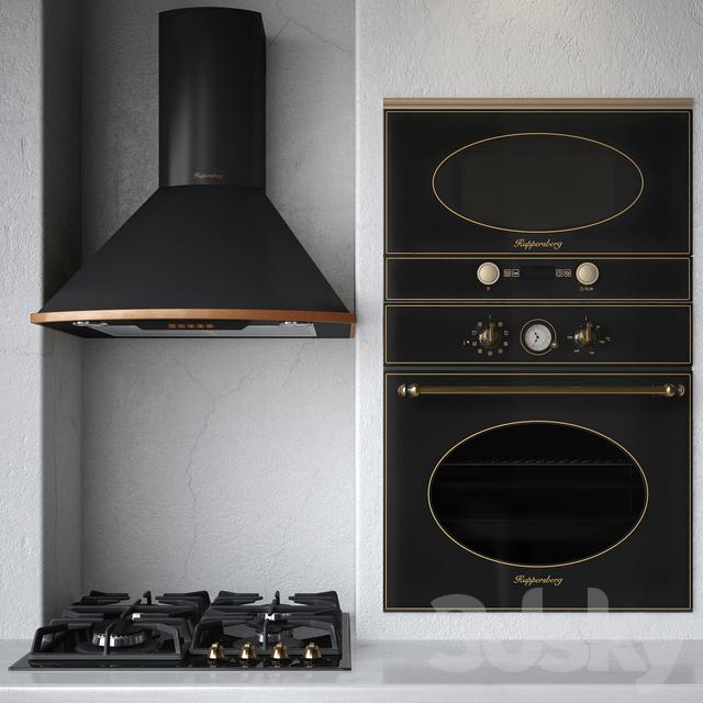 Kitchen appliances Kuppersberg