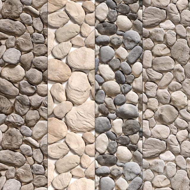 Stone Walls set 10