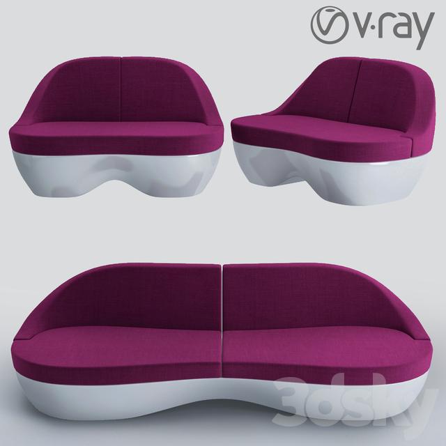 Tunaofis - STREEM sofa