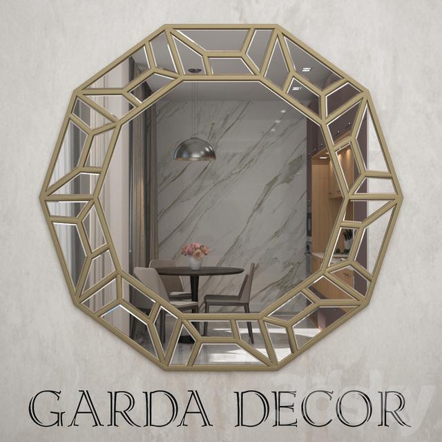 Mirror Garda Decor