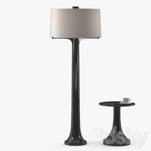 Elan Atelier - Tree floor lamp