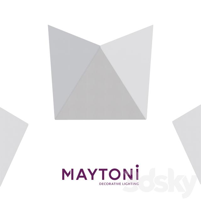 3d Models Wall Light Bracket Maytoni O802wl L7