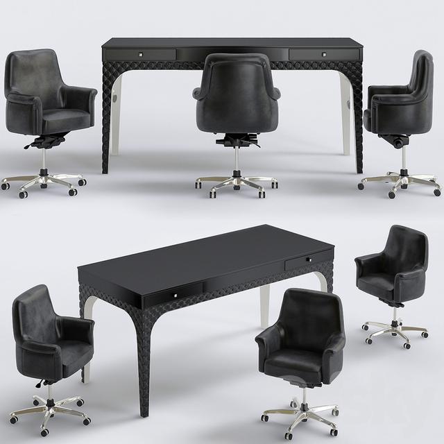 Coline Rugiano desk
