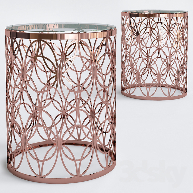Rugiano Side table