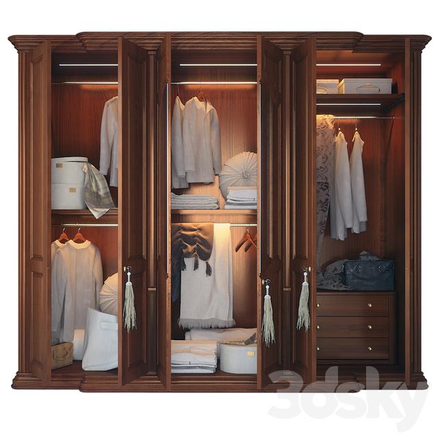 Closet Cavio Francesca