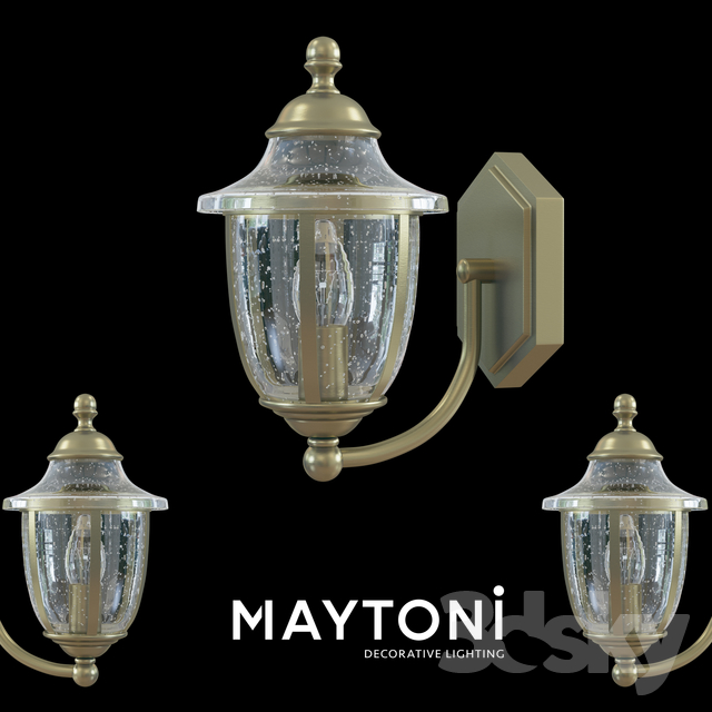 Bracket Maytoni H356-WL-01-BZ 3d model