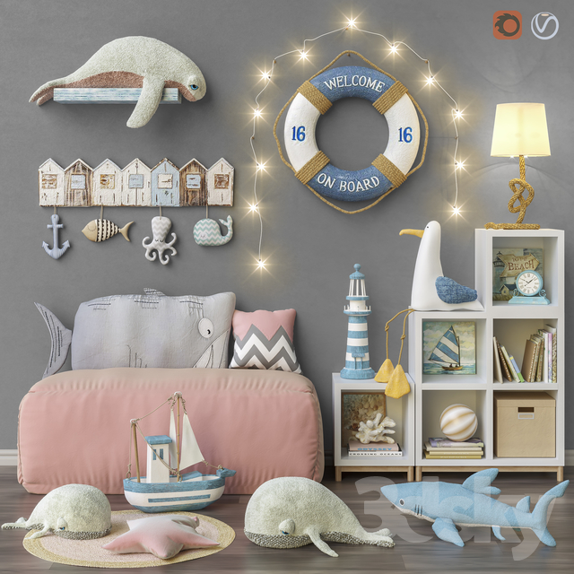 Toys and furniture set 27