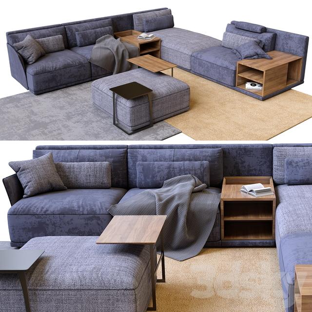 Isola Sofa From Nicoline