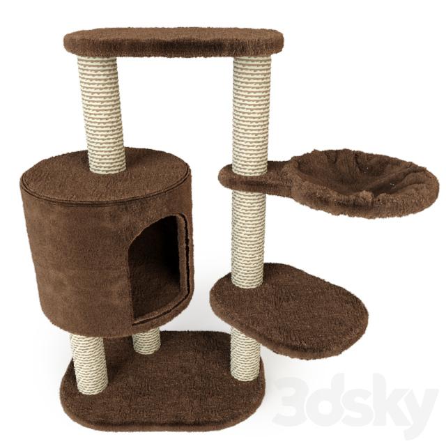 Cat lodge Moriles