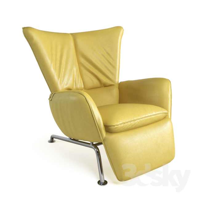 "I 4 Mariani ""Single"" .Armchair"