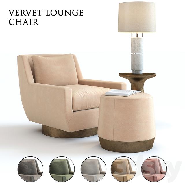 Baker Verve Lounge Chair